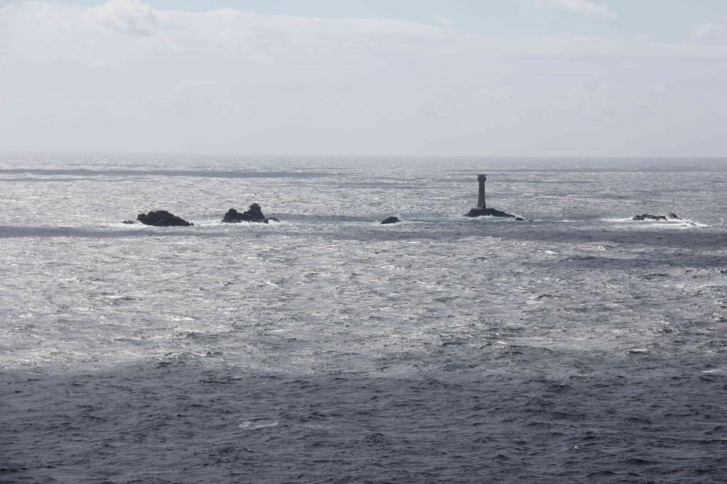 The Longships Lighthouse bij Land's End