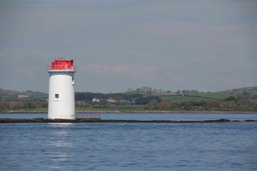 Ingang van Strangford Lough